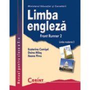 Limba engleza L2 - Manual pentru clasa a X-a (Ecaterina Comisel)