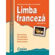 Limba franceza L2 - Manual pentru clasa a X-a (Doina Groza)