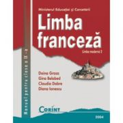 Limba franceza L2 - Manual pentru clasa a IX-a (Doina Groza)