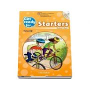 Get Ready for... Starters. Students Book and MultiROM with access to free practice test