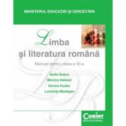 Limba si literatura romana / Sofia Dobra - Manual pentru clasa a XI-a