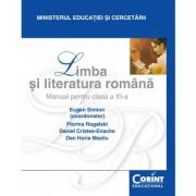 Limba si literatura romana / Eugen Simion - Manual pentru clasa a XI-a