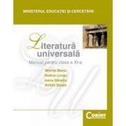 Literatura universala - Manual pentru clasa a XI-a (Miorita Baciu Got)