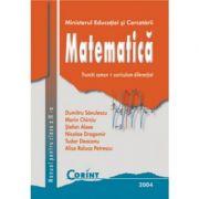 Matematica trunchi comun si curiculum diferentiat. Manual pentru clasa a IX-a