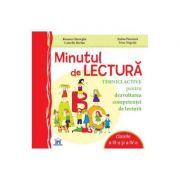 Minutul de lectura pentru clasele III si IV - Tehnici active pentru dezvoltarea competentei de lectura