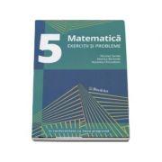 Matematica pentru clasa a V-a (In conformitate cu noua programa) exercitii si probleme - Nicolae Sanda