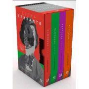 Pachet Tetralogia Napolitana (4 vol) - Elena Ferrante