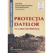 Protectia datelor cu caracter personal - Irina Alexe