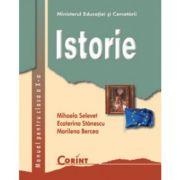 Istorie / Mihaela Selevet - Manual pentru clasa a X-a