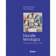 Educatie tehnologica/Brandusa Bogdan - Manual pentru clasa a VIII-a