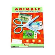 Animale din tinuturile calde si reci - Descoper si aplic, hrana si adapost (Mapa)