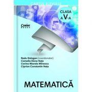 Matematica. Caietul elevului pentru clasa a V-a - Radu Gologan