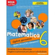 Matematica 2000. Algebra, geometrie. (Consolidare si aprofundare) Caiet de lucru, pentru clasa a VI-a. Semestrul I