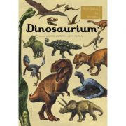 Dinosaurium - Chris Wormell, Lily Murray