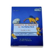 Exercitii si probleme de matematica, clasa a II-a. Pentru pregatirea curenta, dupa modelul evaluarii nationale. In conformitate cu noua programa (Editia a 2-a, revizuita si adaugita)