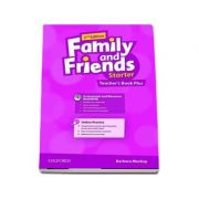Family and Friends Starter Teachers Book Plus - Barbara Mackay (2nd edition)