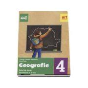 Geografie. Caiet de lucru pentru Clasa a IV-a - Semetrul al II-lea (Colectia, Arthur la scoala!)