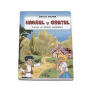 Hansel si Gretel - Ilustratii de Serban Andreescu