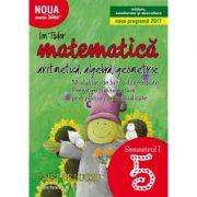 Matematica 2000. Aritmetica, algebra, geometrie. (Initiere, ameliorare si dezvoltare) Caiet de lucru, pentru clasa a V-a. Semestrul I - Ion Tudor