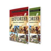 Istorie manual pentru clasa a IV-a, semestrul I si semestrul al II-lea (Contine editia digitala) - Alina Pertea