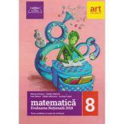 Matematica 2018 - Evaluarea nationala pentru absolventii clasei a VIII-a (Clubul matematicienilor)