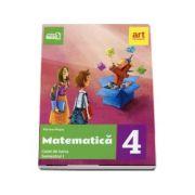 Matematica. Caiet de lucru pentru Clasa a IV-a - Semestrul I (Colectia, Arthur la scoala!)