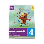 Matematica culegere, pentru clasa a IV-a - Exercitii - Probleme - Jocuri. Noua culegere