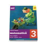 Matematica culegere, pentru clasa a III-a - Exercitii - Probleme - Jocuri. Noua culegere