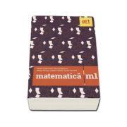 Matematica M1 pentru examenul de Bacalaureat 2018 - 72 de teste (Filiera teoretica, profilul real, specializarea mate-info. Filierea vocationala, profilul militar, mate-info)