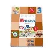 Matematica, manual pentru clasa a III-a, semestrul I - Contine editie digitala (Gabriela Barbulescu)