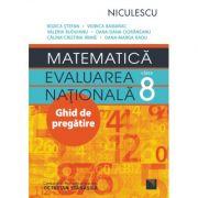 Matematică. Evaluarea Naţională clasa a VIII-a. Ghid de pregătire (Rozica Ştefan)