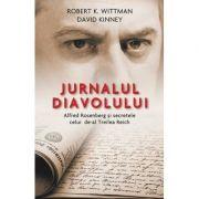 Jurnalul diavolului - Robert K. Wittman