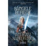 Sangele elfilor (Seria Witcher, partea a III-a)