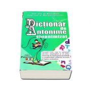 Dictionar de Antonime sinonimizat - Marin Buca