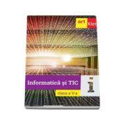 Informatica si TIC, manual pentru clasa a V-a - Mihaela Giurgiulescu