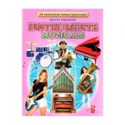 Instrumente muzicale - Cartonase - Silvia Ursache