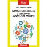 Integrare curriculara si dezvoltarea capacitatilor cognitive