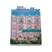 Princess Top, cu stickerele - My House Blue
