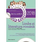 Bacalaureat 2018 Limba si Literatura Romana (PROFIL UMAN) - Ghid de pregatire