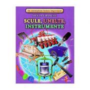 Scule, unelte, instrumente - Cartonase - Silvia Ursache
