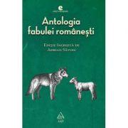 Antologia fabulei romanesti (Adrian Savoiu)