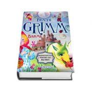 Basme Fratii Grimm - Repovestite pentru cei mici
