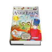 Basme Hans Christian Andersen - Repovestite pentru cei mici