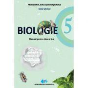 Biologie manual pentru clasa a V-a - Elena Crocnan