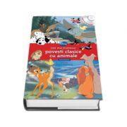 Cele mai frumoase povesti clasice cu animale - Carte cu CD audio (Lectura - Stela Popescu)