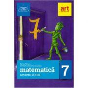 Clubul matematicienilor. Matematica pentru clasa a VII-a, semestrul II (2017)
