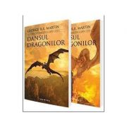 Dansul dragonilor - partea a V-a din Saga Cantec de gheata si foc