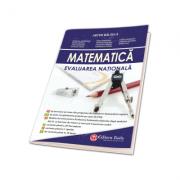 Matematica - Evaluarea Nationala pentru clasa a VIII-a - Artur Balauca (Contine 40 de breviare pe teme din programa de Evaluare Nationala in vigoare)