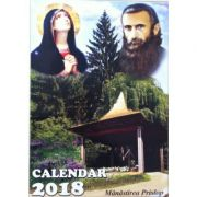 Calendar 2018 - Parintele Arsenie Boca, Manastirea Prislop
