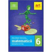 Clubul matematicienilor. Matematica pentru clasa a VI-a, semestrul II (2017)